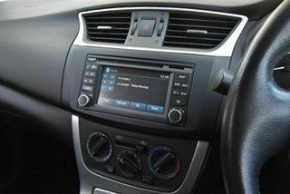 2015 Nissan Pulsar B17 Series 2 ST-L White 1 Speed Constant Variable Sedan