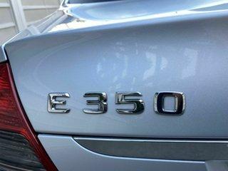2006 Mercedes-Benz E-Class W211 MY07 E350 Elegance Silver 7 Speed Automatic Sedan