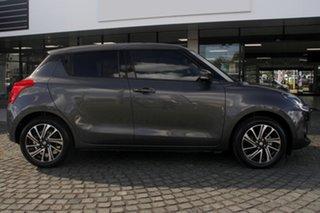 2020 Suzuki Swift AZ Series II GLX Turbo Mineral Grey 6 Speed Sports Automatic Hatchback.