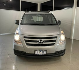 2016 Hyundai iLOAD TQ3-V Series II MY16 Silver, Chrome 5 Speed Automatic Van.