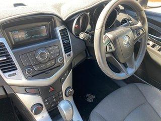 2011 Holden Cruze JH CD White 6 Speed Automatic Sedan