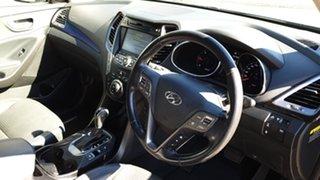2012 Hyundai Santa Fe DM Highlander CRDi (4x4) Silver 6 Speed Automatic Wagon
