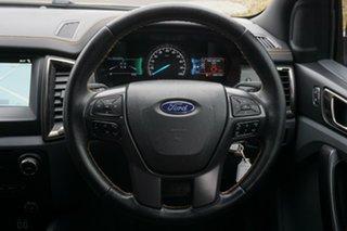 2018 Ford Ranger PX MkII 2018.00MY Wildtrak Double Cab Grey 6 Speed Sports Automatic Utility