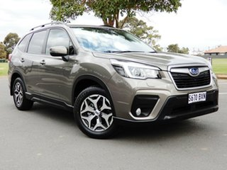 2018 Subaru Forester S5 MY19 2.5i-L CVT AWD Bronze 7 Speed Constant Variable Wagon.