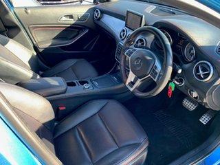 2015 Mercedes-Benz GLA-Class X156 806MY GLA250 DCT 4MATIC Blue 7 Speed Sports Automatic Dual Clutch
