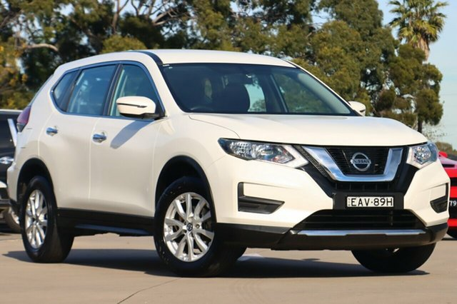 Used Nissan X-Trail T32 Series II ST X-tronic 2WD Chullora, 2018 Nissan X-Trail T32 Series II ST X-tronic 2WD White 7 Speed Constant Variable Wagon