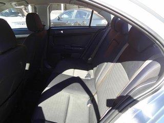 2012 Mitsubishi Lancer CJ MY12 Activ Silver 5 Speed Manual Sedan