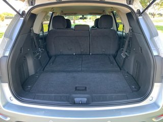 2014 Nissan Pathfinder R52 MY14 ST X-tronic 2WD Brilliant Silver 1 Speed Constant Variable Wagon