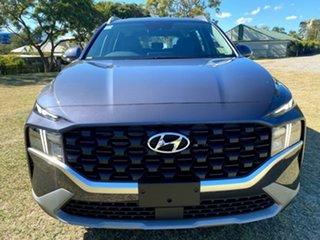 2021 Hyundai Santa Fe Tm.v3 MY21 DCT Lagoon Blue 8 Speed Sports Automatic Dual Clutch Wagon.