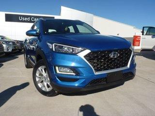 2019 Hyundai Tucson TL3 MY19 Active X 2WD Aqua Blue 6 Speed Automatic Wagon.