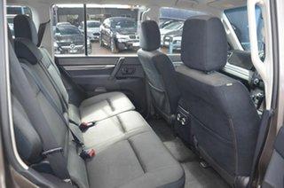 2009 Mitsubishi Pajero NT GLS LWB (4x4) Brown 5 Speed Auto Sports Mode Wagon