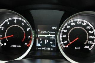 2016 Mitsubishi Lancer CF MY17 LS White 6 speed Automatic Sedan