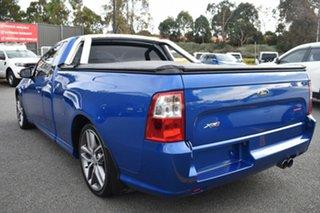 2015 Ford Falcon FG X XR6 Ute Super Cab Turbo Blue 6 Speed Manual Utility.