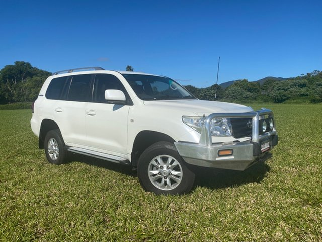 Pre-Owned Toyota Landcruiser VDJ200R 09 Upgrade GXL (4x4) Atherton, 2010 Toyota Landcruiser VDJ200R 09 Upgrade GXL (4x4) Crystal Pearl 6 Speed Automatic Wagon