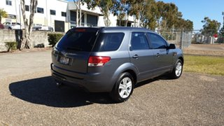2013 Ford Territory SZ TX (4x4) Grey 6 Speed Automatic Wagon.
