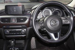 2014 Mazda 6 GJ1021 MY14 Touring SKYACTIV-Drive Red 6 Speed Sports Automatic Sedan