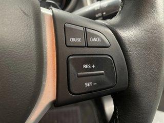 2015 Suzuki S-Cross JY GLX Silky Silver 7 Speed Constant Variable Hatchback