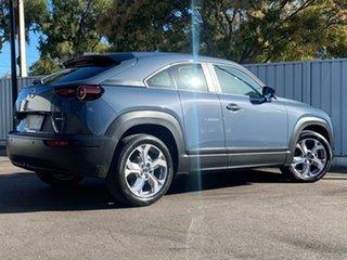2021 Mazda MX-30 M30A E35 Astina Polymetal Grey 1 Speed Automatic Wagon.
