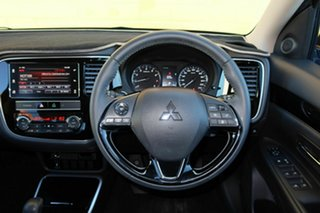 2018 Mitsubishi Outlander ZL MY19 LS 2WD Brown 6 Speed Constant Variable Wagon