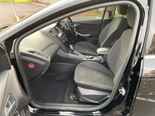 2017 Ford Focus LZ Sport Black 6 Speed Automatic Hatchback