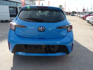 2018 Toyota Corolla Mzea12R Ascent Sport Eclectic Blue 10 Speed Constant Variable Hatchback