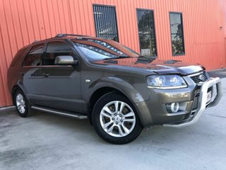 2010 Ford Territory SY MkII TS RWD Limited Edition Bronze 4 Speed Sports Automatic Wagon.