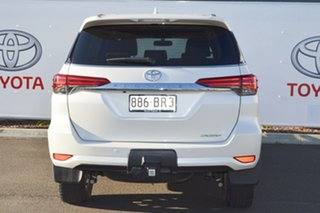 2015 Toyota Fortuner GUN156R Crusade Crystal Pearl 6 Speed Automatic Wagon