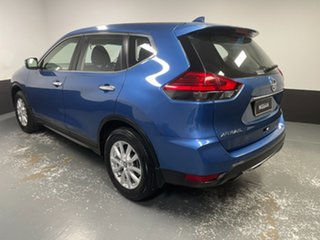 2017 Nissan X-Trail T32 Series II ST X-tronic 2WD Blue 7 Speed Constant Variable Wagon