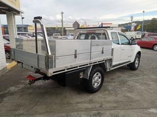 2014 Holden Colorado RG MY14 LX Crew Cab Summit White 6 Speed Manual Utility