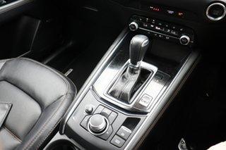 2019 Mazda CX-5 KF4WLA GT SKYACTIV-Drive i-ACTIV AWD White 6 speed Automatic Wagon