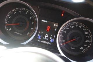 2013 Mitsubishi Lancer CJ MY13 Ralliart TC-SST Grey 6 Speed Sports Automatic Dual Clutch Sedan
