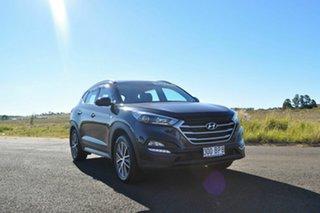 2017 Hyundai Tucson TL Active X (FWD) Black 6 Speed Automatic Wagon.