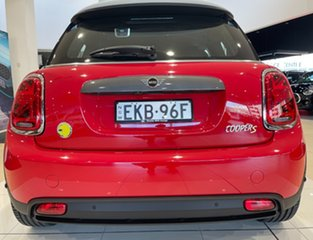2020 Mini Hatch F56 LCI Cooper SE First Edition Chilli Red 1 Speed Automatic Hatchback