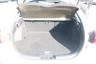 2009 Mitsubishi Lancer CJ MY09 ES Sportback White 6 Speed Constant Variable Hatchback
