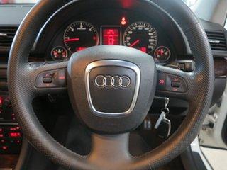 2007 Audi A4 B7 TDI Tiptronic Quattro White 6 Speed Sports Automatic Sedan