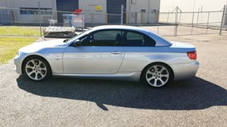 2012 BMW 320d E93 MY12 Silver 6 Speed Auto Steptronic Convertible