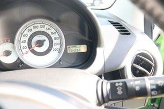 2008 Mazda 2 DE10Y1 Genki Spirited Green 5 Speed Manual Hatchback