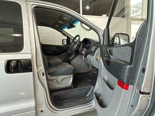 2016 Hyundai iLOAD TQ3-V Series II MY16 Silver, Chrome 5 Speed Automatic Van
