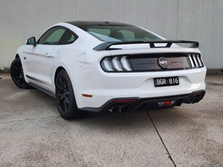 2020 Ford Mustang FN 2020MY GT White 10 Speed Sports Automatic Fastback