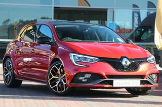 2021 Renault Megane BFB R.S. EDC Trophy Pearl White 6 Speed Sports Automatic Dual Clutch Hatchback.