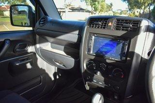 2013 Suzuki Jimny SN413 T6 Sierra White 4 Speed Automatic Hardtop