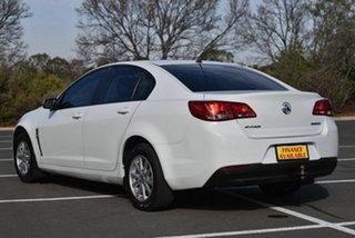 2014 Holden Commodore VF MY14 Evoke White 6 Speed Automatic Sedan