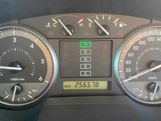 2010 Toyota Landcruiser VDJ200R 09 Upgrade GXL (4x4) Crystal Pearl 6 Speed Automatic Wagon
