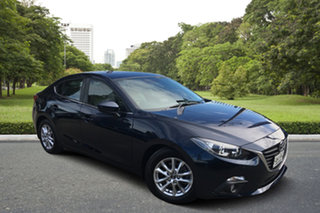2015 Mazda 3 BM5276 Touring SKYACTIV-MT Blue 6 Speed Manual Sedan.