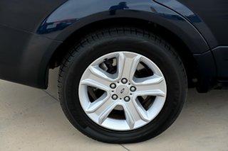 2012 Ford Territory SZ TX Seq Sport Shift Blue 6 Speed Sports Automatic Wagon