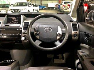 2009 Toyota Prius NHW20R Silver 1 Speed Constant Variable Liftback Hybrid