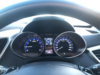 2014 Hyundai Veloster FS3 + Coupe D-CT Red 6 Speed Sports Automatic Dual Clutch Hatchback