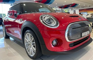 2020 Mini Hatch F56 LCI Cooper SE First Edition Chilli Red 1 Speed Automatic Hatchback.