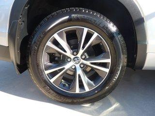 2019 Toyota Kluger GSU55R GX AWD Silver Sky 8 Speed Sports Automatic Wagon