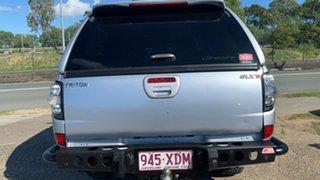 2007 Mitsubishi Triton ML GLX-R (4x4) Silver 4 Speed Automatic 4x4 Double Cab Utility